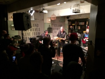 The Sonics at KEX hostel