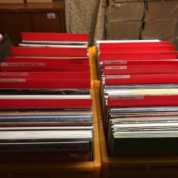 More vinyl