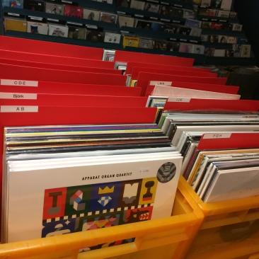 Icelandic vinyl