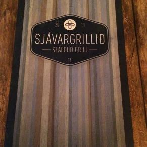 Sjávargrillid - you it, it's Seafood grill