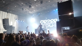 Dizzee Rascal at Harpa